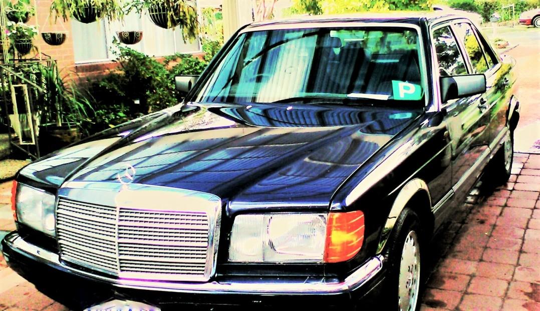 1990 Mercedes-Benz 300E 24V - TechoFred - Shannons Club