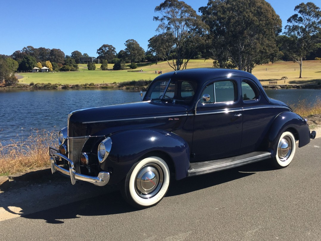 1940 Ford O1A