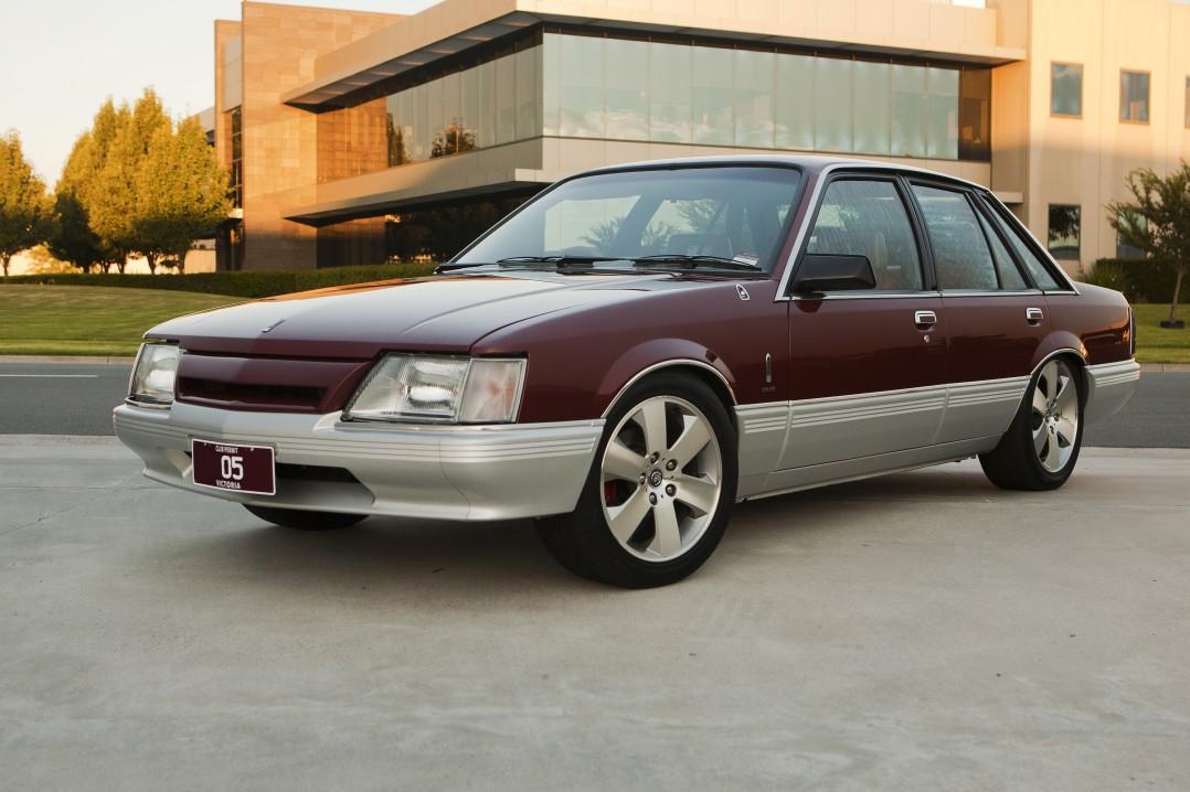 1985 Holden VK Calais