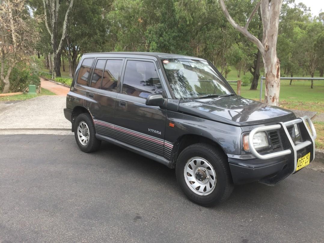 1993 Suzuki VITARA