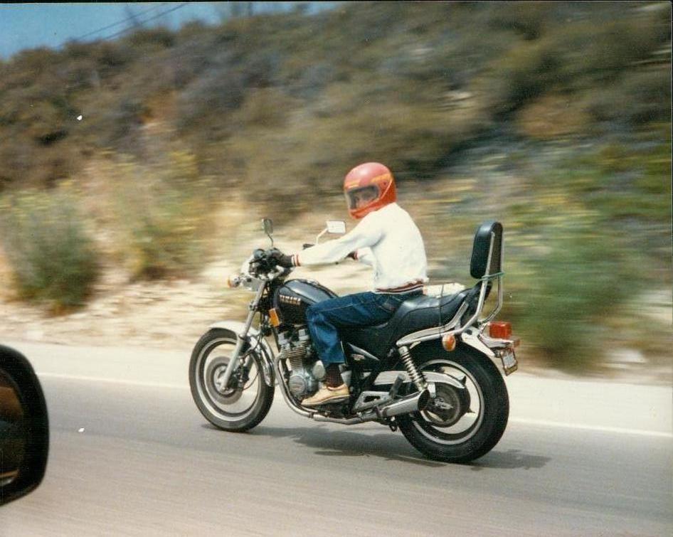 1982 Yamaha XJ 550 Maxim