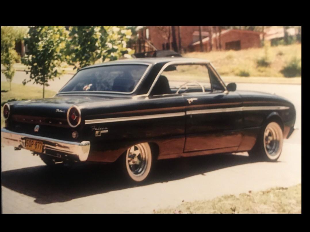 1964 Ford FALCON 500