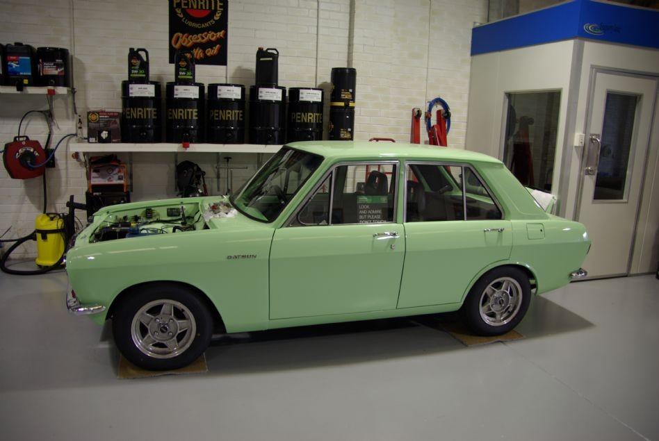 1968 Datsun b10
