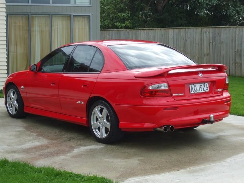 2002 Holden VXSS