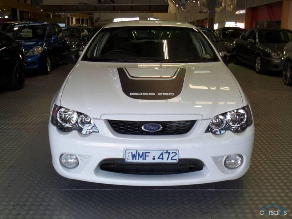 2006 Ford FALCON XR8