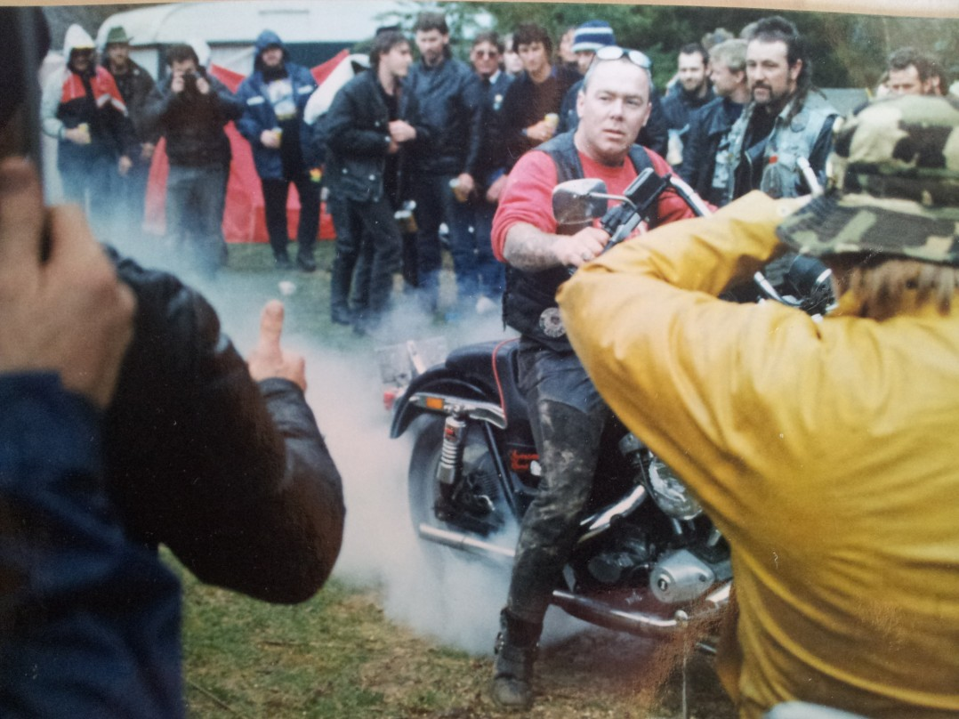 1983 Harley-Davidson FXRS