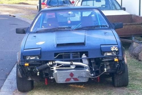 1984 Mitsubishi STARION