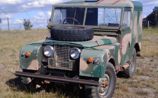1952 Land Rover Series 1