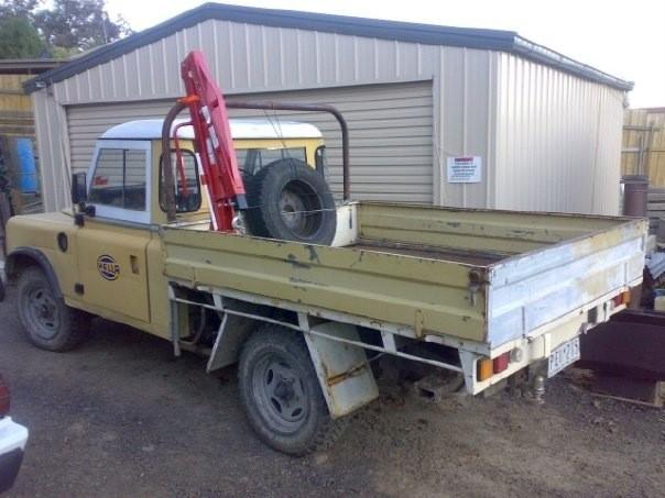 1978 Land Rover Series III