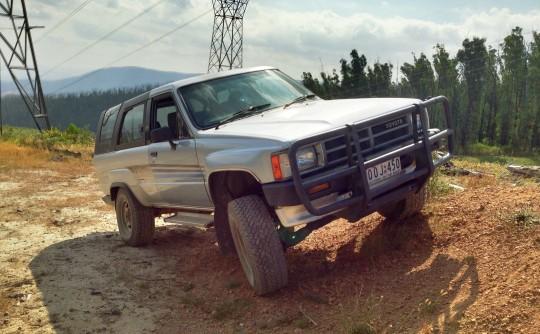 1989 Toyota HILUX
