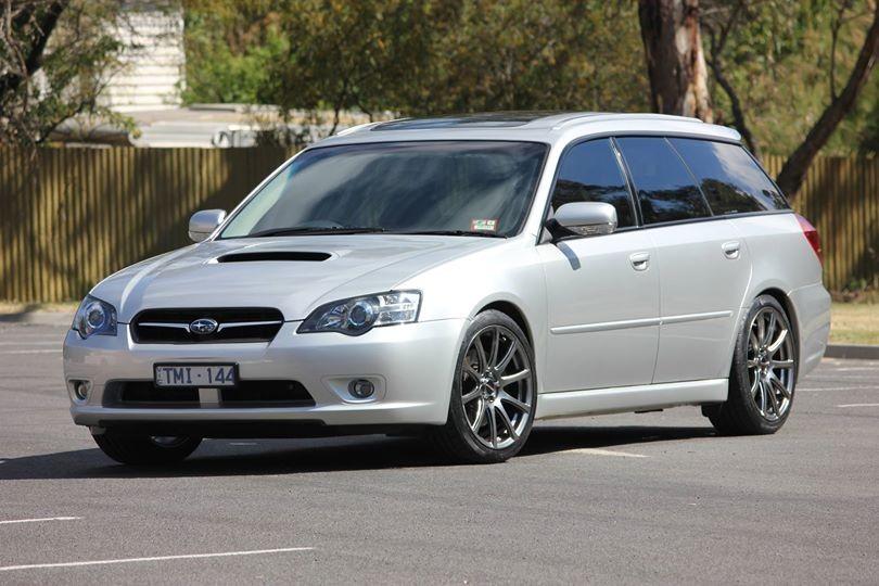 2005 Subaru Liberty GT