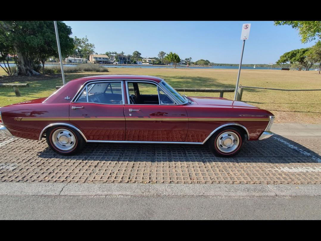 1970 Ford Fairmont