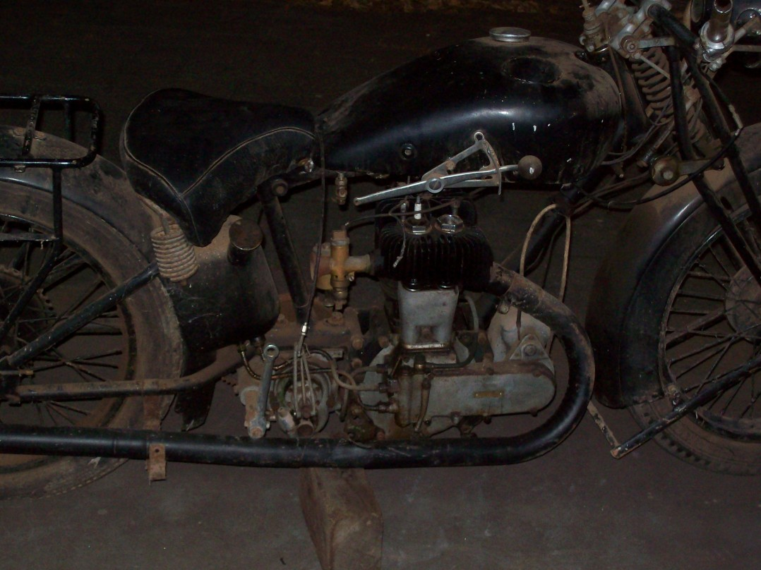 1929 AJS M9