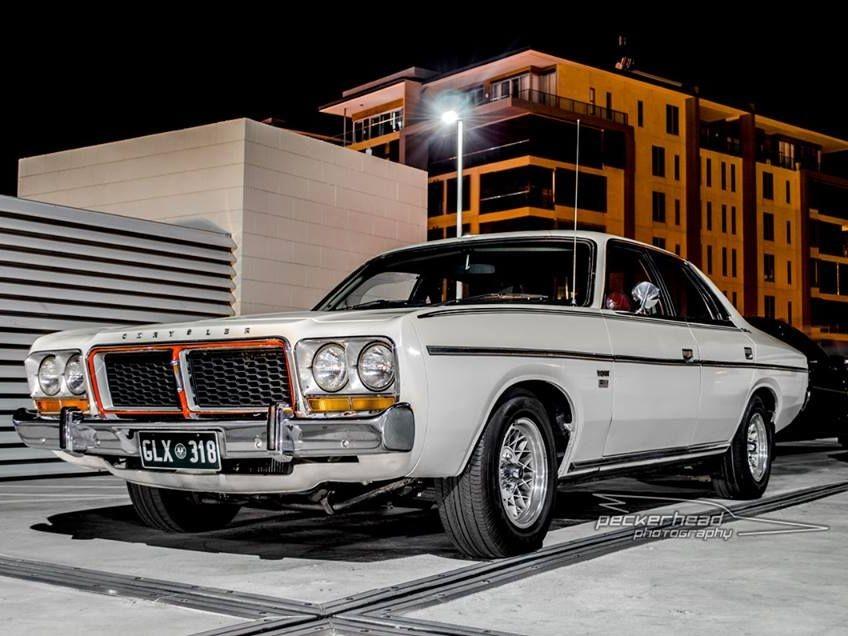 1978 Chrysler GLX Valiant E44