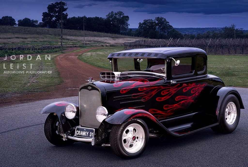1931 Ford Hotrod Coupe