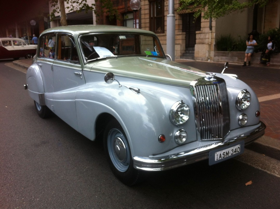 1953 Armstrong Siddeley Sapphire MK I