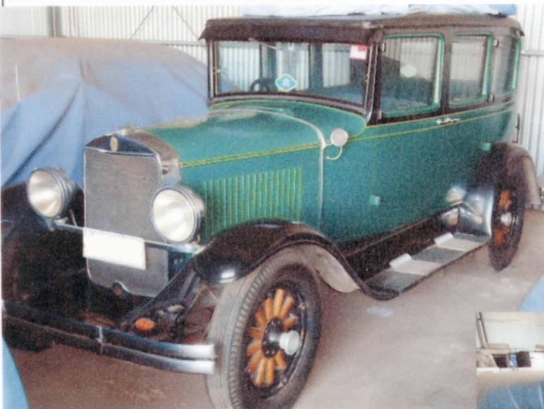 1928 Graham-Paige 610