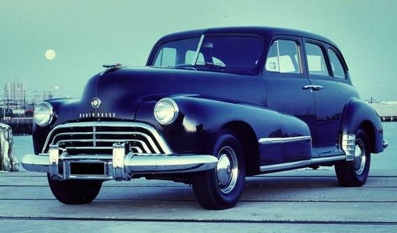 1948 Oldsmobile 66 Ace