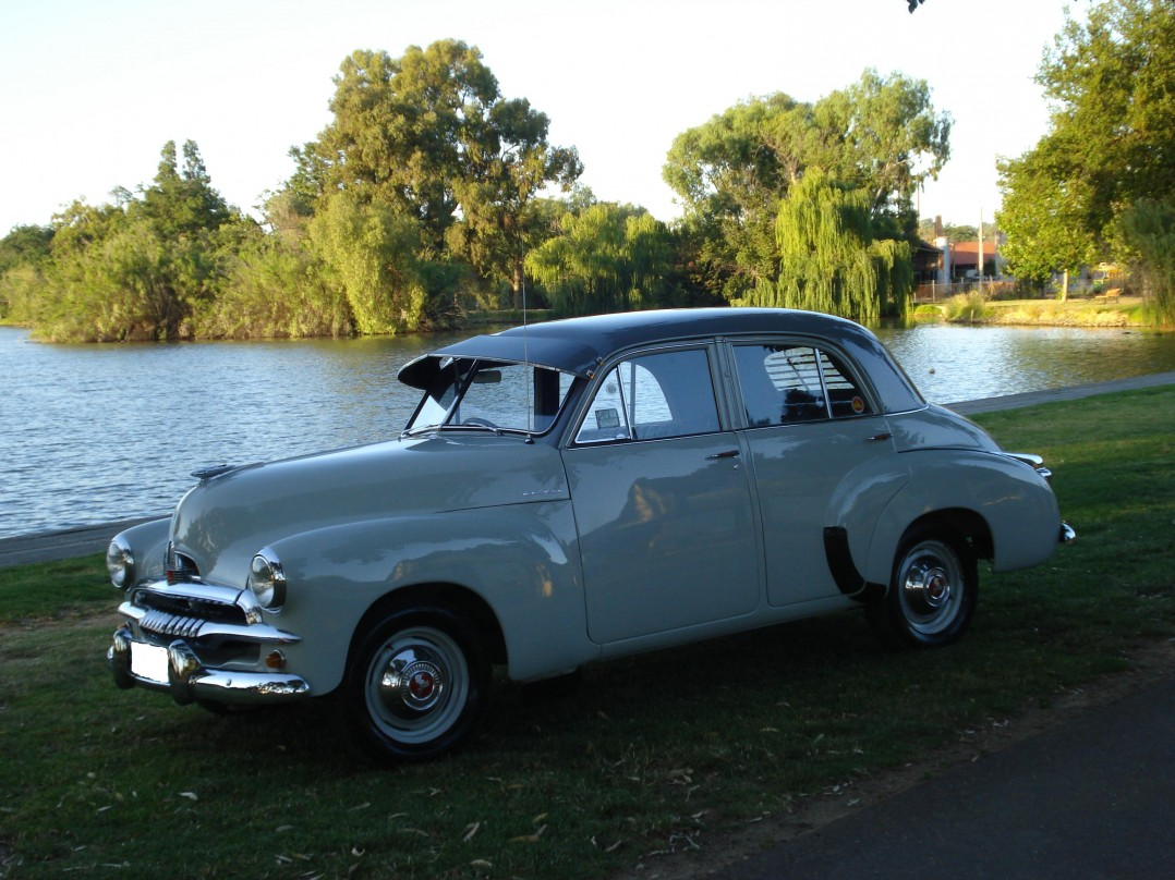 1954 Holden FJ Special