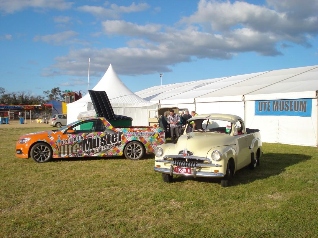 1954 Holden FJ Ute