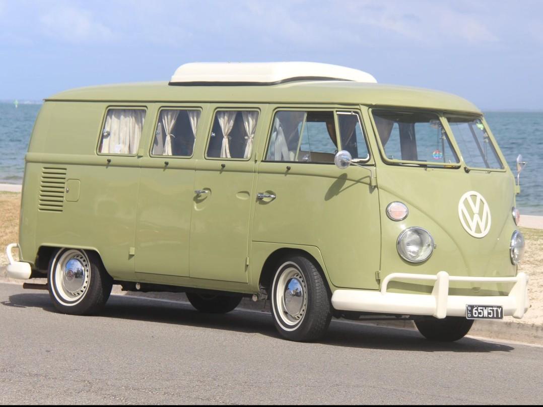 1965 Volkswagen Kombi Westfalia