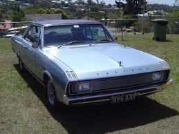 1970 Chrysler VALIANT VG HARDTOP