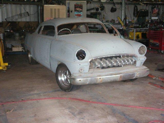 1954 desoto custom