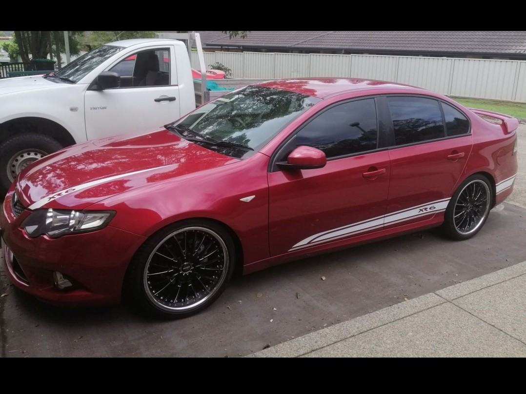 2010 Ford Performance Vehicles XR6