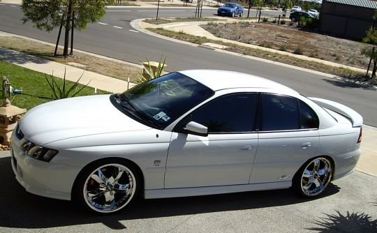 2004 Holden VY SS Series 2 Commodore