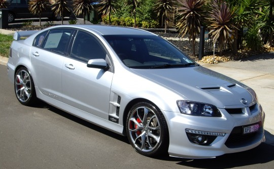 2010 Holden Special Vehicles E2 CLUBSPORT R8