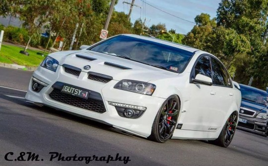 2011 Holden Special Vehicles E3 CLUBSPORT R8