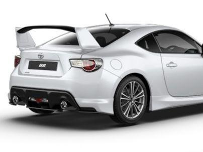 2013 Toyota 86 GTS