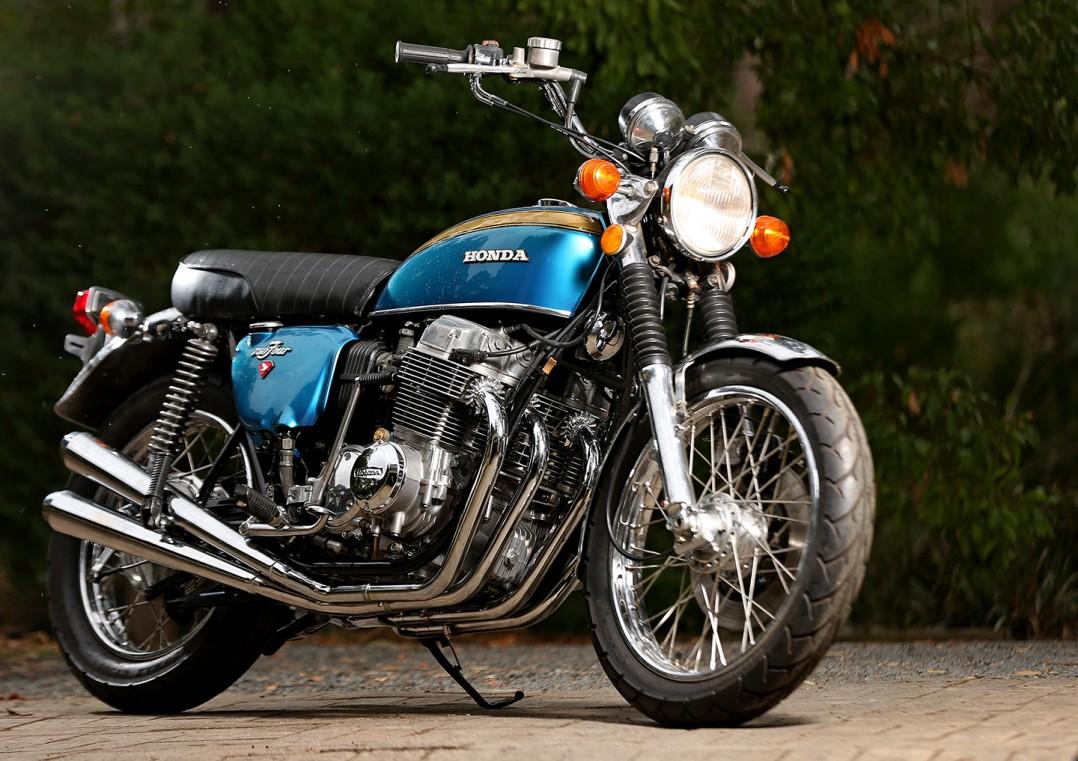 1976 Honda 736cc CB750