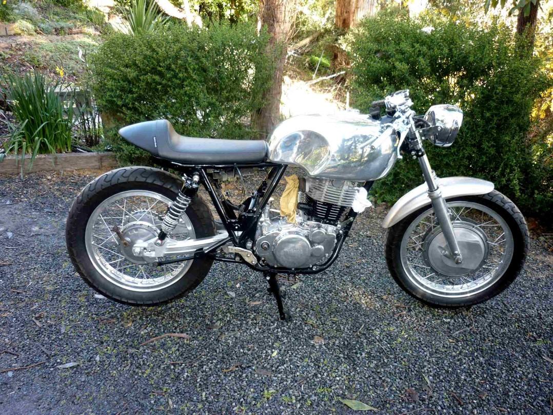 1978 Yamaha SR500E