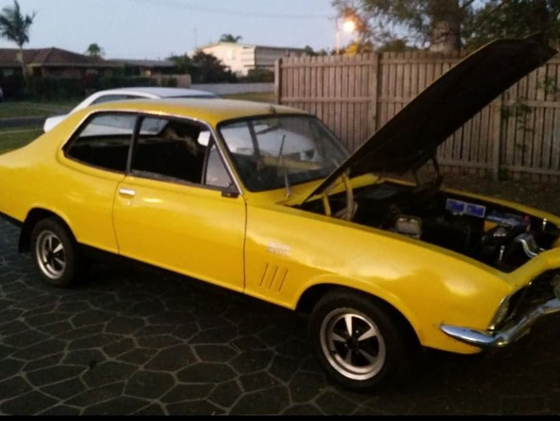 1973 Holden Lj Torana