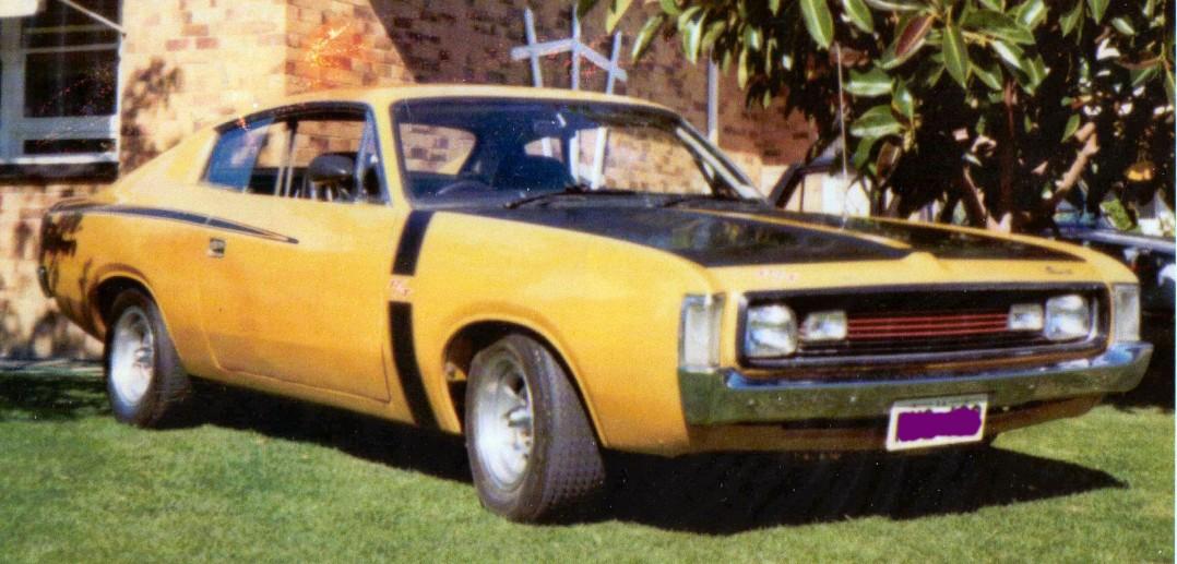 1972 Chrysler Valiant Charger E37