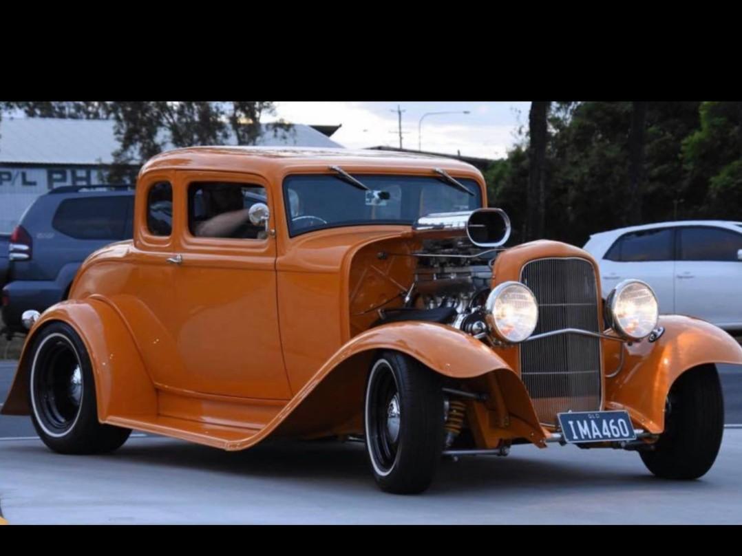 1932 Ford B Model