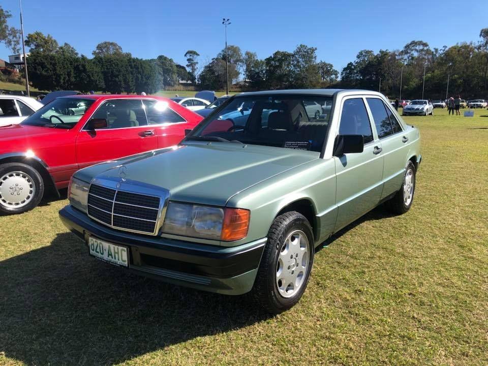 1987 Mercedes-Benz 190 E 2.6