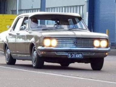 1969 Holden HT Brougham