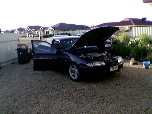 1994 Holden COMMODORE EXECUTIVE