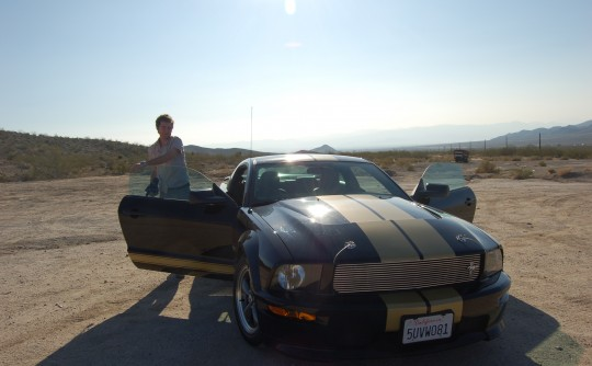 2006 Shelby Mustang GT H