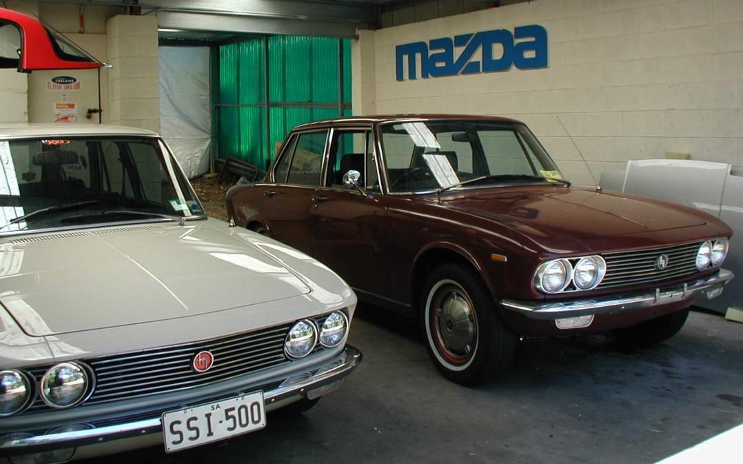 1967 Mazda 1500's