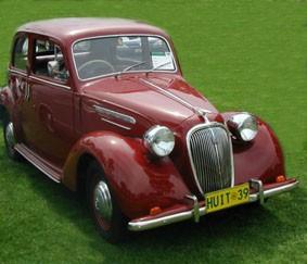 1949 Simca Huit