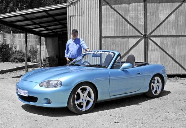 2001 Mazda MX5 NB2