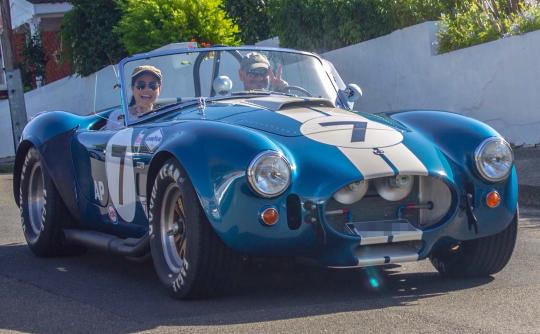 1965 Contemporary Cobra