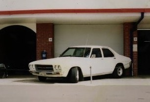 1972 Holden HQ Prem