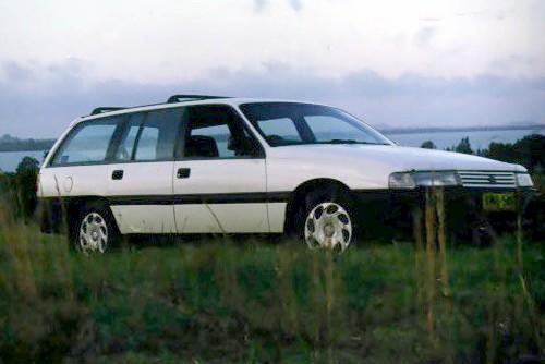 1988 Holden COMMODORE