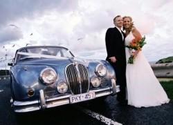 1962 Jaguar MKII