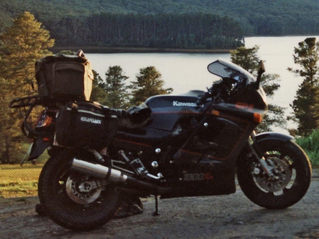 1986 Kawasaki 997cc GPZ1000RX (ZX1000)