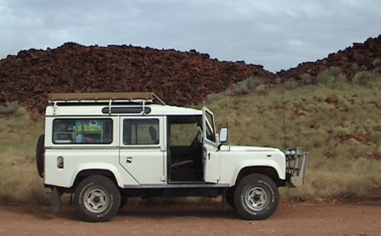 1985 Land Rover 110 County